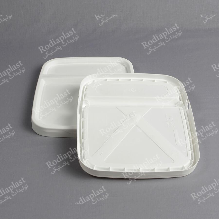 درب سطل پلاستیکی