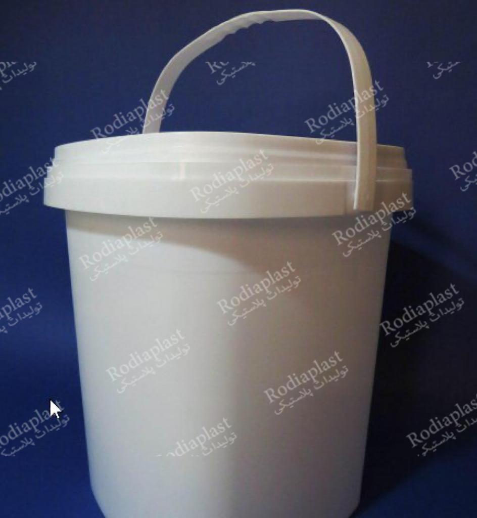 سطل 20 لیتری خام