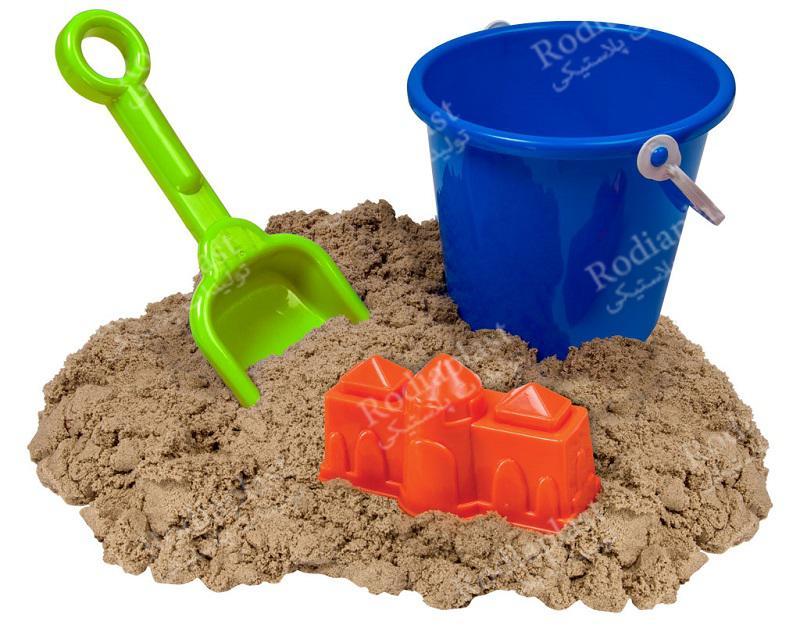 سطل خاک و شن