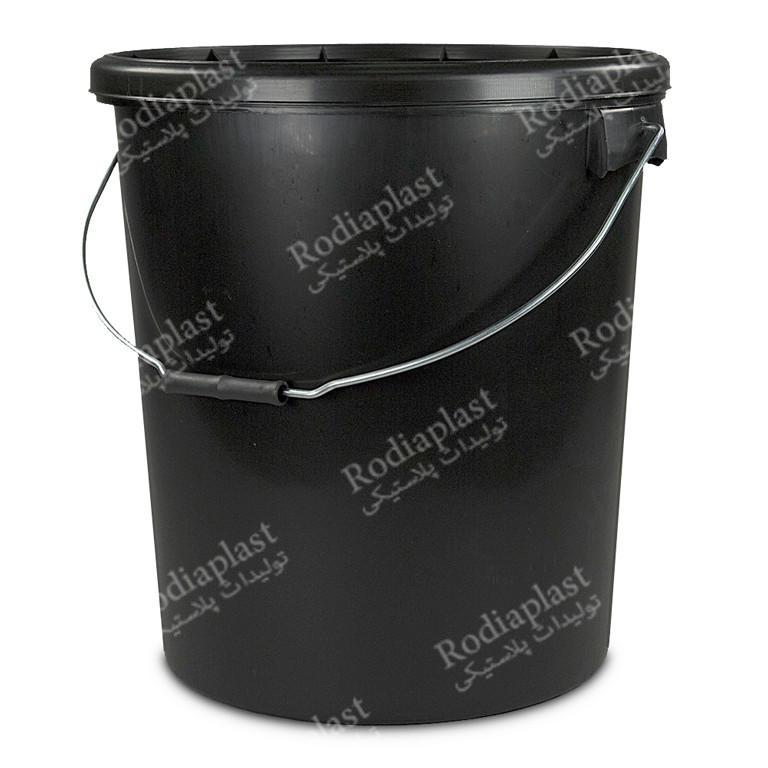 سطل پلاستیکی تولید