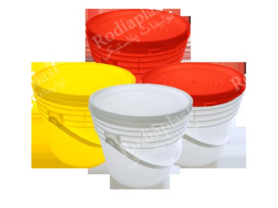 خط تولید سطل پلاستیکی