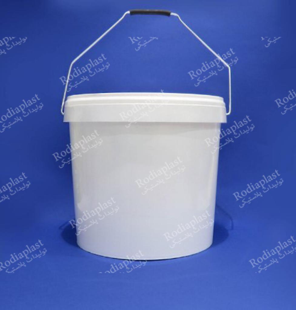 سطل 20 لیتری مواد شیمیایی