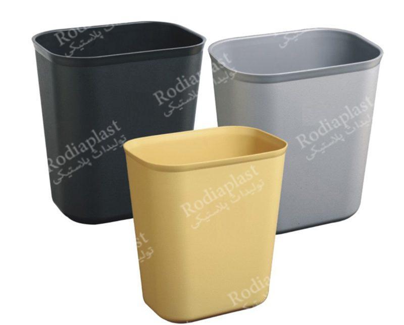 انواع سطل مربعی