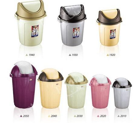 ارائه قیمت سطل زباله پلاستیکی خانگی