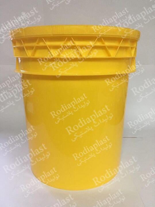 انواع سطل ۲۰ لیتری لیمون