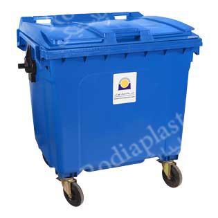 سطل چرخدار زباله