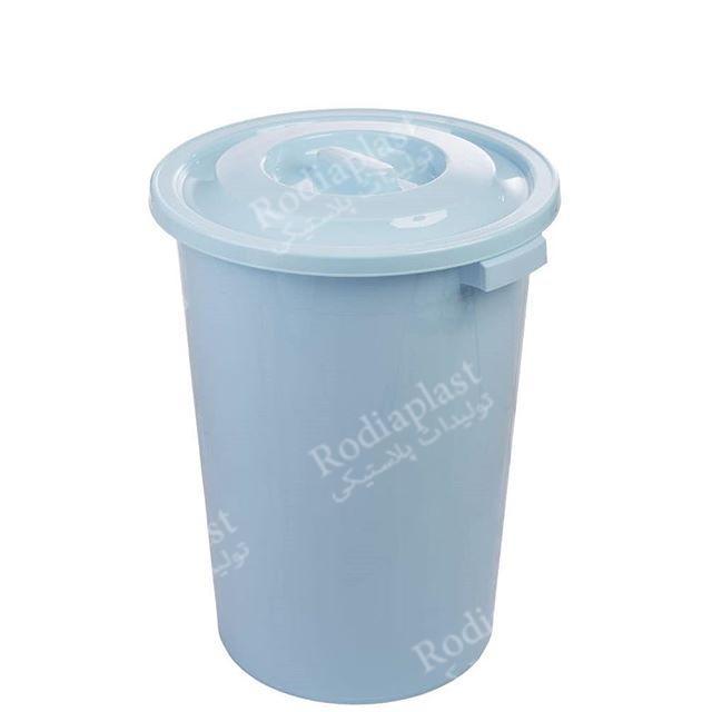 سطل زباله لیمون ۲۰ لیتری