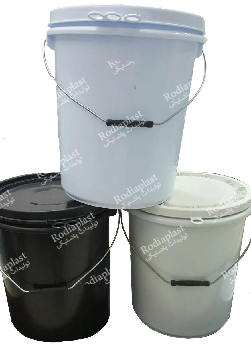 انواع سطل پلاستیکی پلمپ