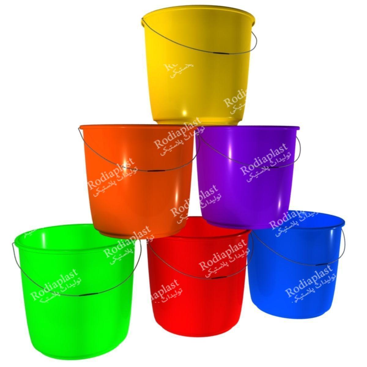 خرید انواع سطل خالی رنگ