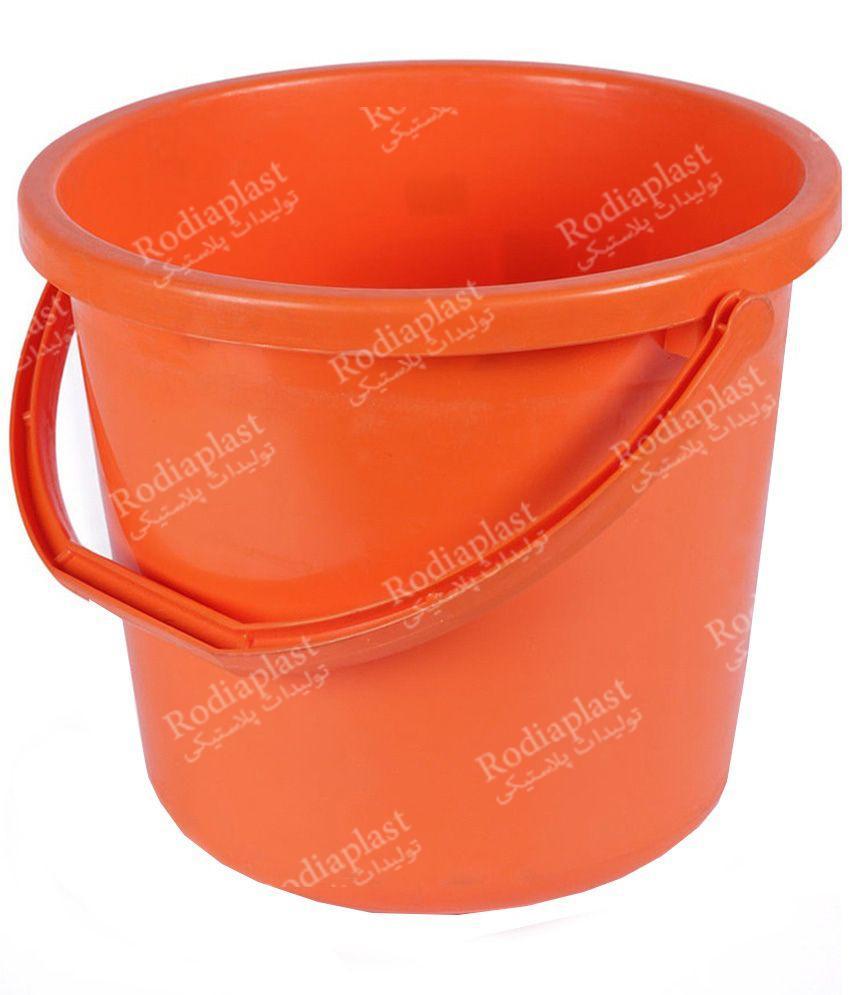 فروش سطل پلاستیکی انواع صنعتی و خانگی