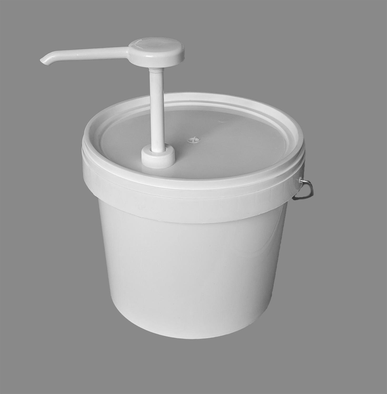 میزان قیمت سطل پلاستیکی 10 لیتری