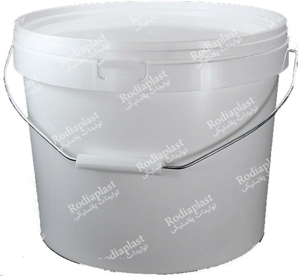 مشخصات و کاربرد سطل پلاستیکی صنعتی