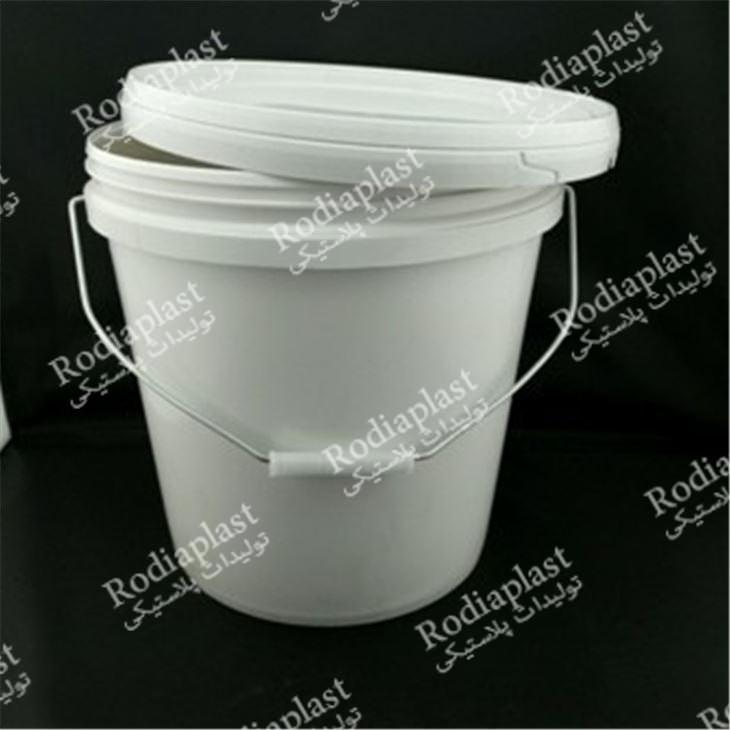 فروش سطل ۱۰ کیلویی با قیمت مناسب