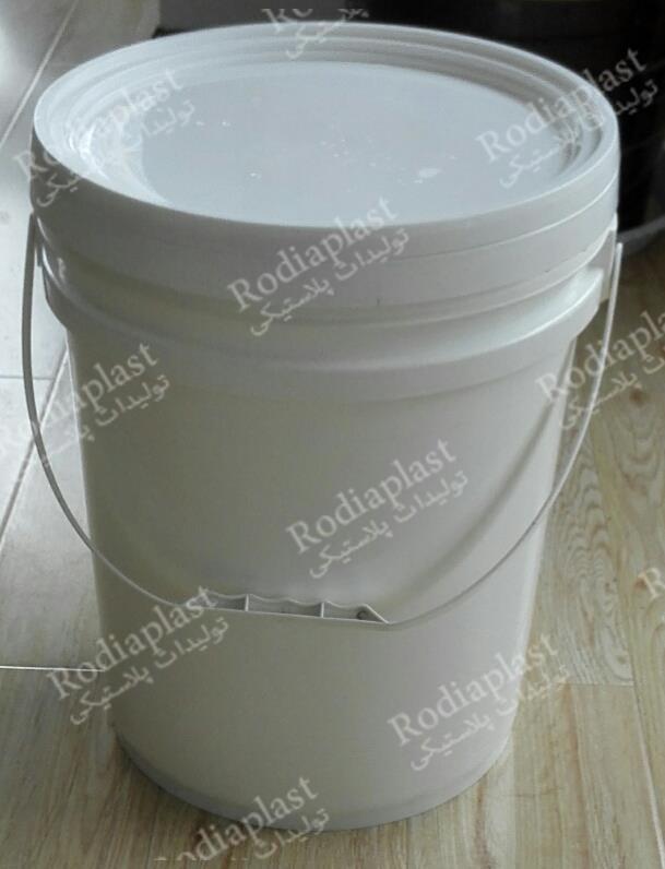 سطل پلاستیکی شیراز