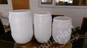 دبه پلاستیکی در انواع و اندازه های گوناگون