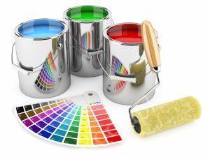 سطل رنگ فلزی بهتر است یا پلاستیکی