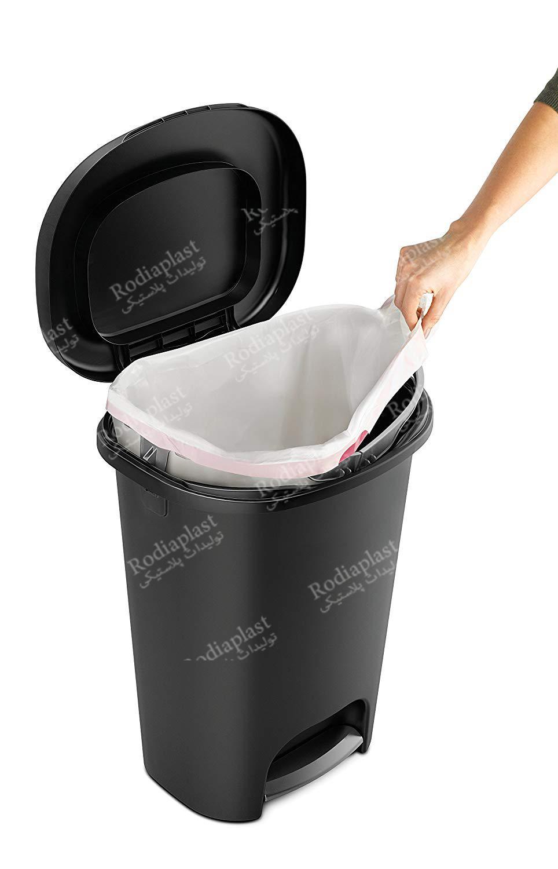 سطل آشپزخانه زباله