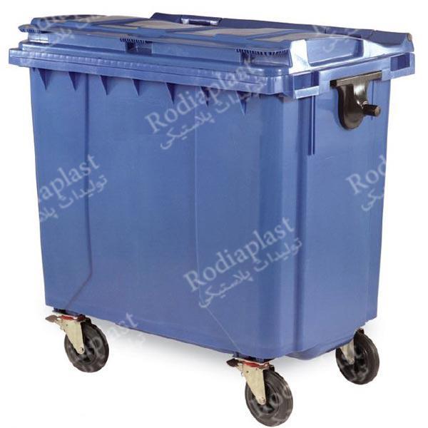 سطل زباله شهری