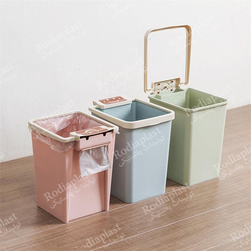 سطل زباله مربع