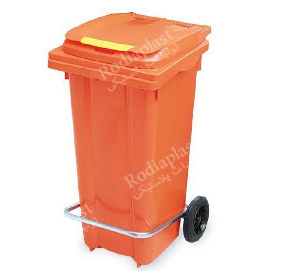 انواع سطل زباله بزرگ