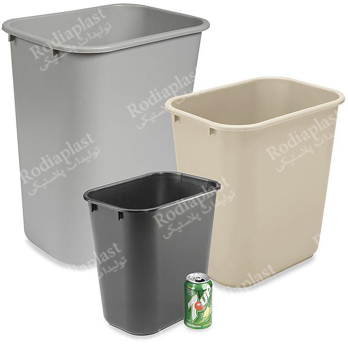 سطل زباله اداری زیر میزی
