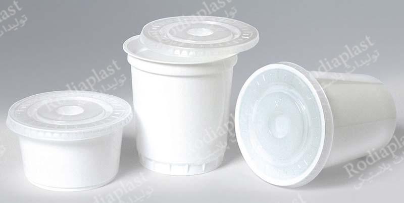 سطل یکبار مصرف ماستی