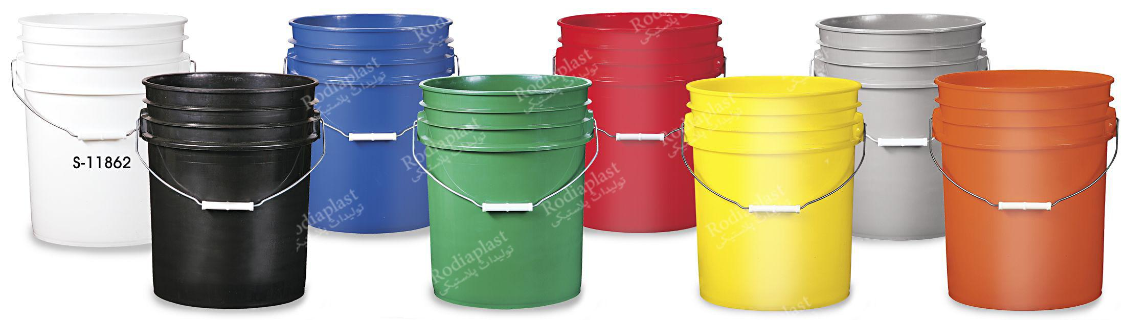 سطل رنگ