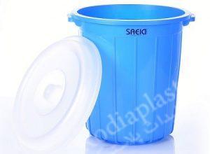 سطل پلاستیکی درب دار