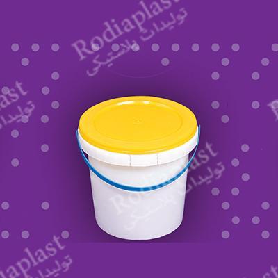 موارد مصرف سطل 1 کیلوییدرب دار