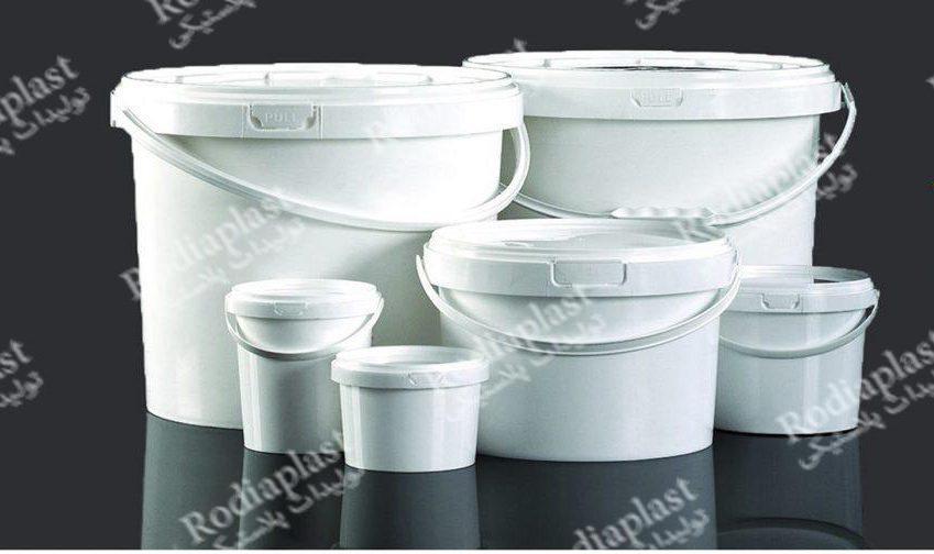 عرضه و مشخصات سطل 12 کیلوییگرد پنیر
