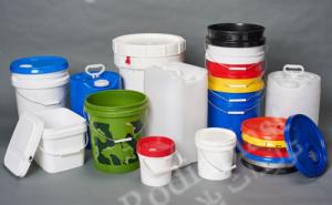انواع سطل پلاستیکی صنعتی