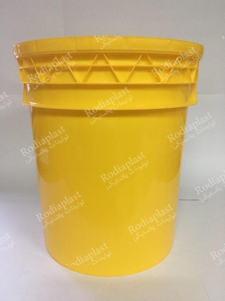 سطل 20 لیتری رنگ