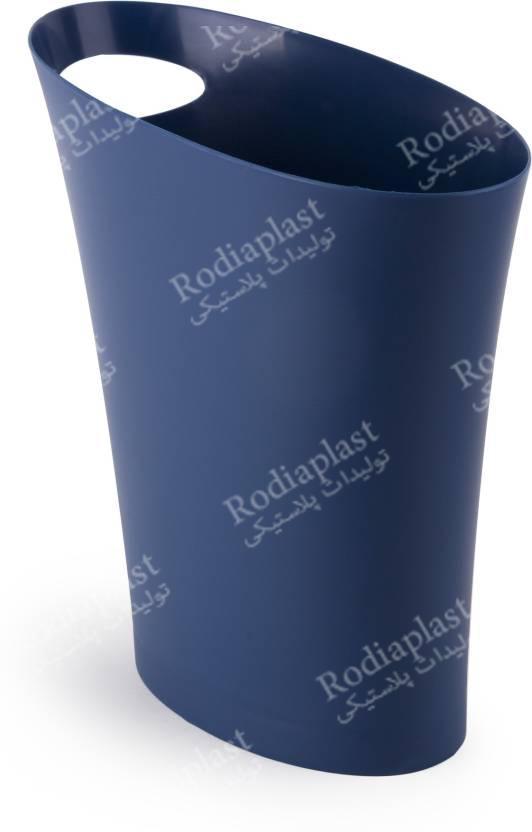 سطل زباله پلاستیکی گرد