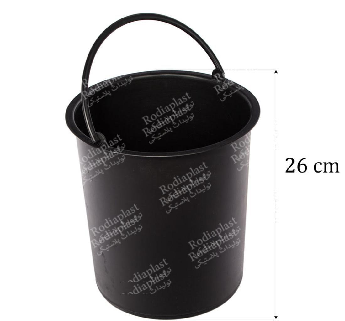 کاربرد های سطل پلاستیکی گرد