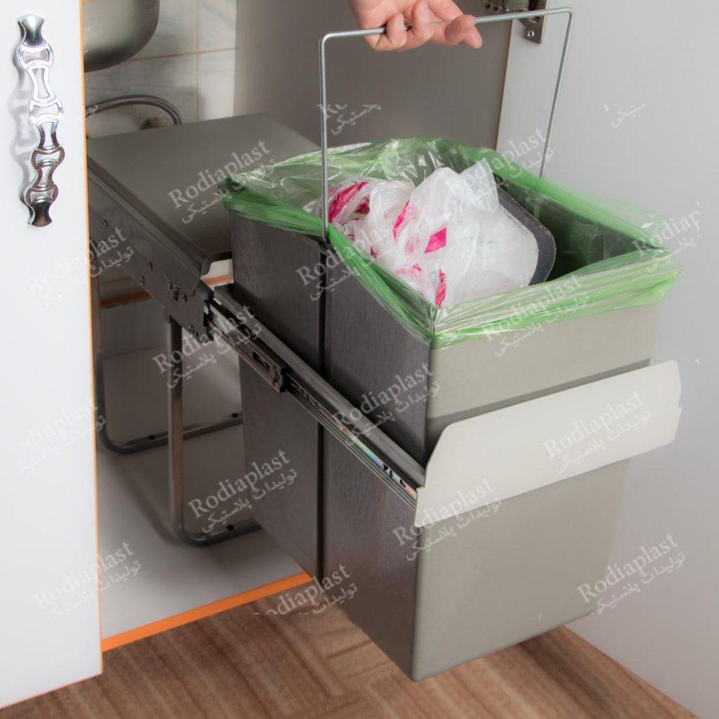 سطل زباله فراسازان