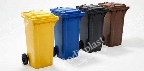 کاربرد وقیمت سطل زباله 240 لیتری