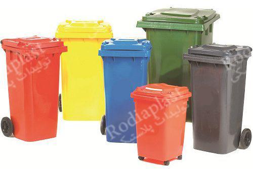 قیمت سطل پلاستیکی با انواع متفاوت