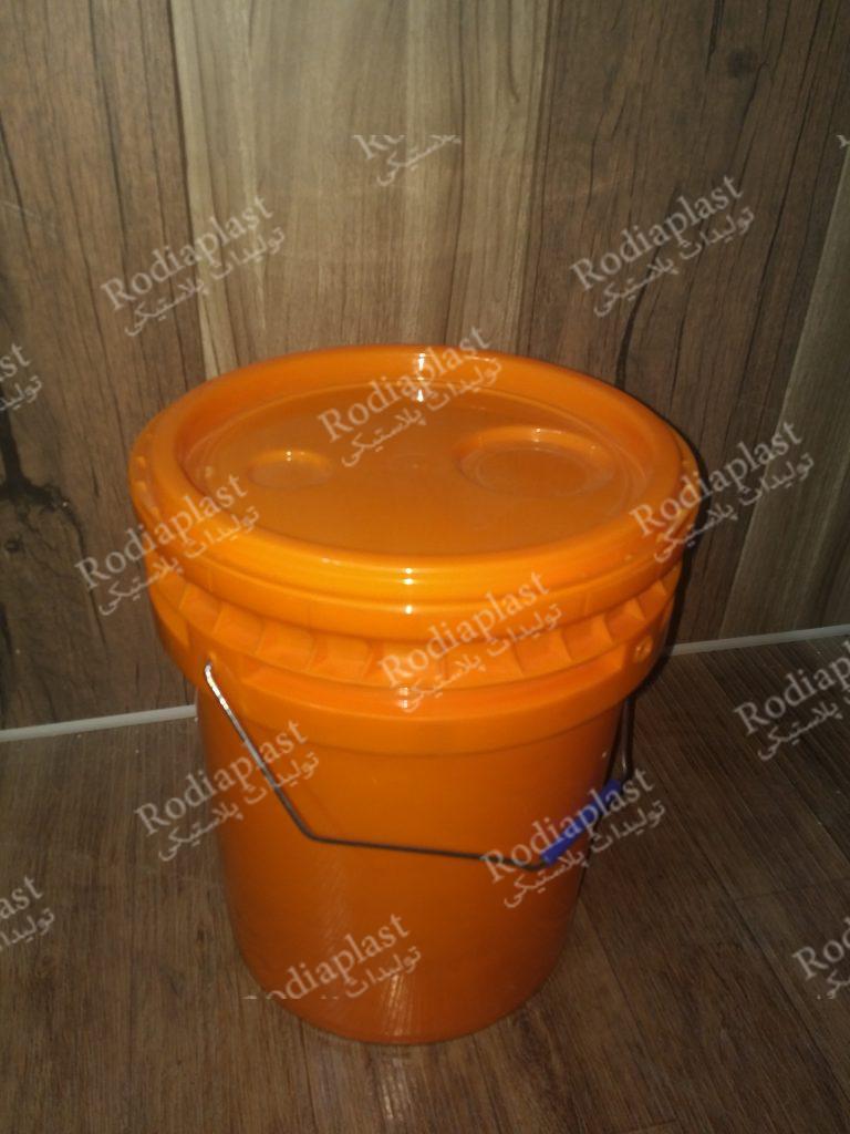 سطل 20 لیتری چسب