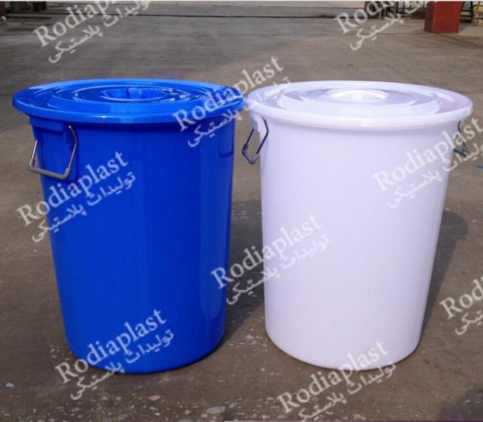 خرید سطل زباله بزرگ پلاستیکی ازکارخانه