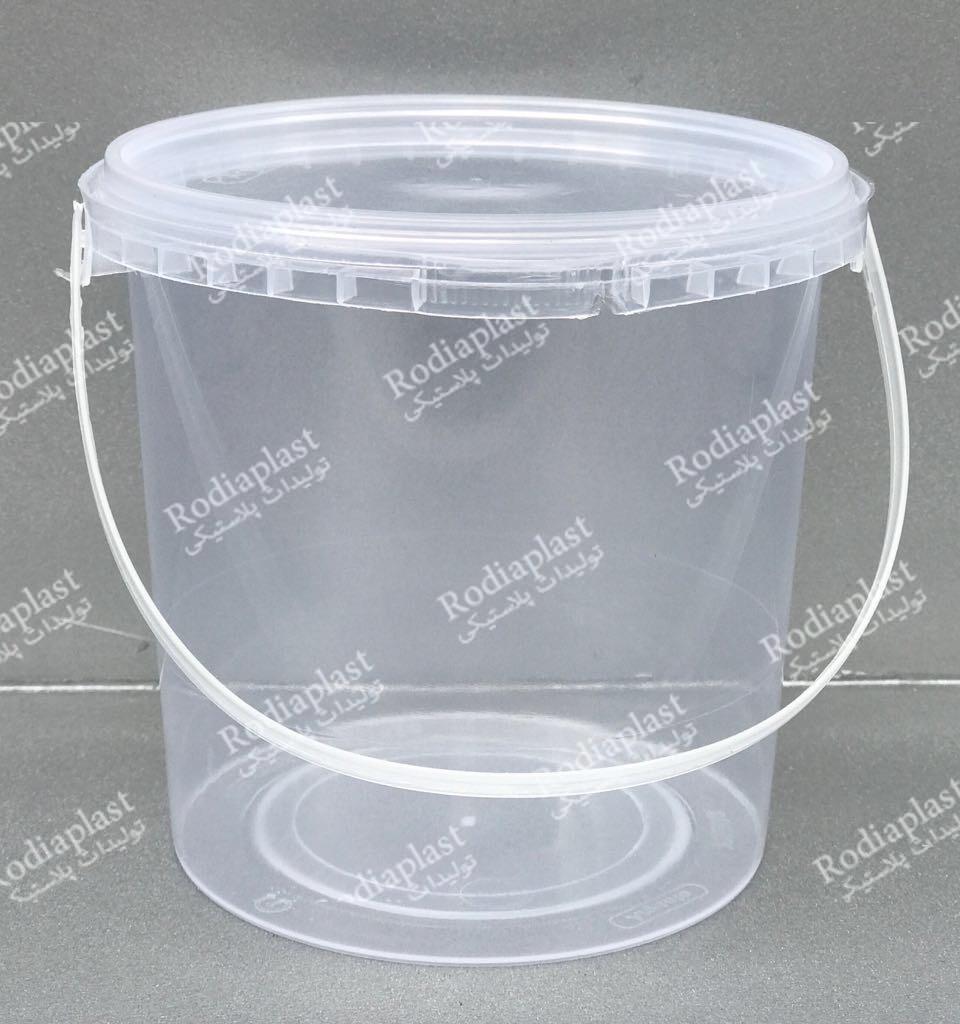 کاربرد های سطل 4 كيلويي