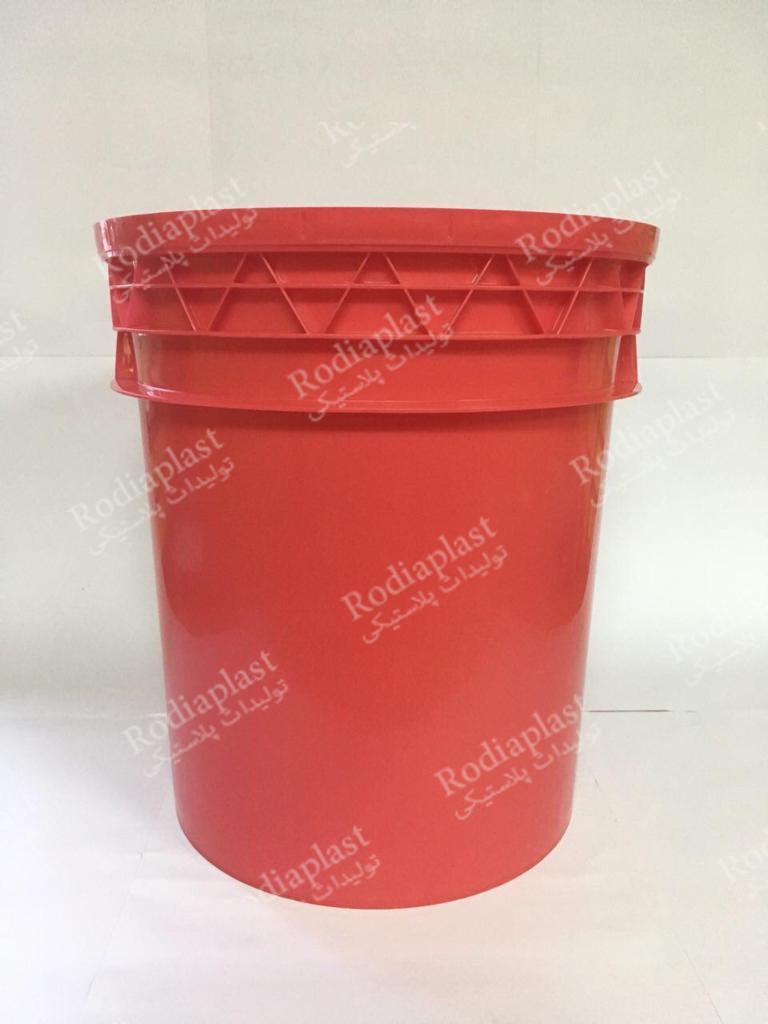 سطل خالی رنگ 20 لیتری