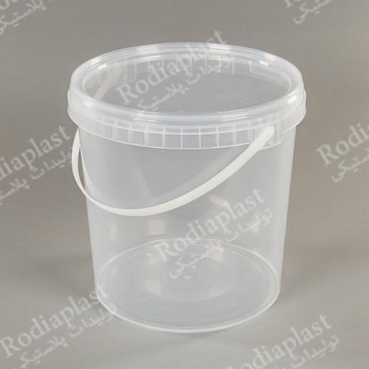 سطل یکبار مصرف بزرگ