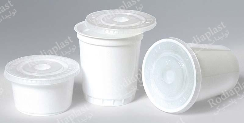 سطل یکبار مصرف پلاستیکی