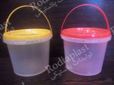 ظروف یکبار مصرف سطل ماست