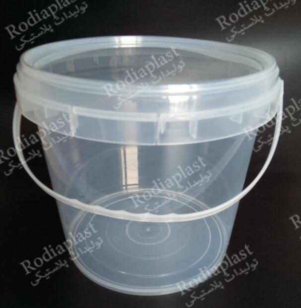 سطل پلاستیکی مناسب ماست