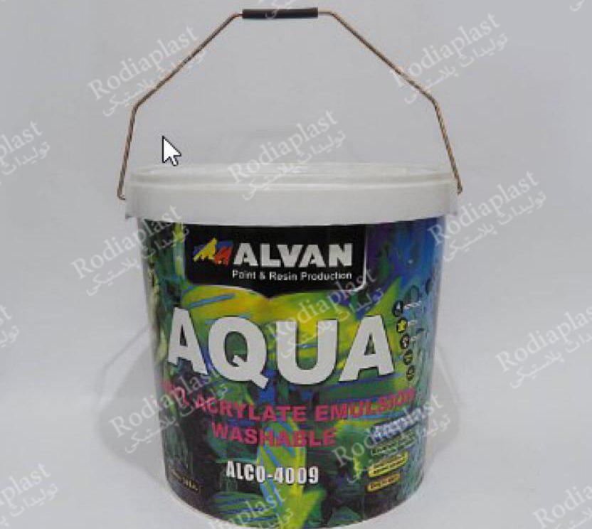 20 لیتری سطل