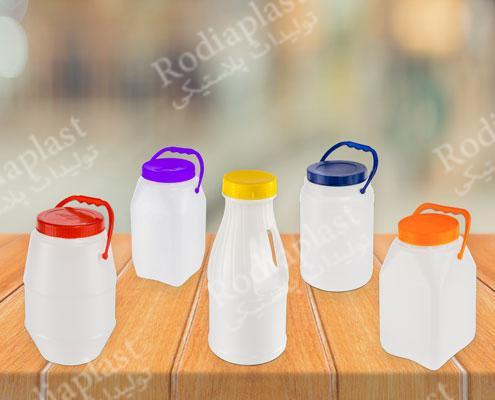 دبه پلاستیکی در انواع