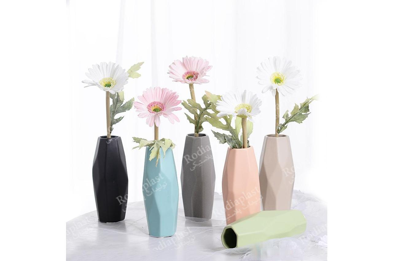 انواع گلدان تزیینی
