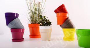 تولیدی گلدان پلاستیکی