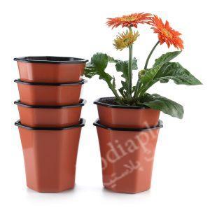 گلدان پلاستیکی بزرگ اصفهان